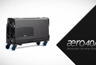 Aero 40A Advanced Line Array System