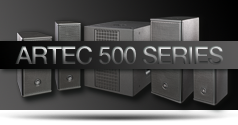 Artec 500 Series