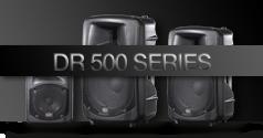 DR 500 Series