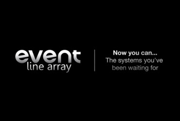 Event Series Line Arrays