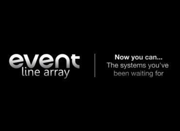 Event Series Line Arrays
