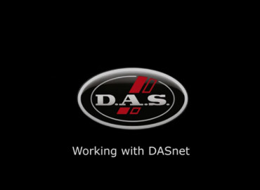 Working with DASnet