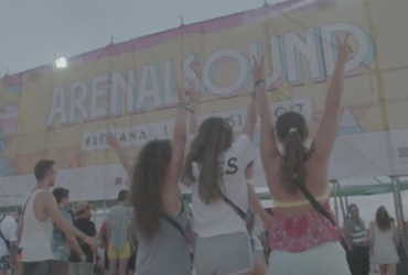 Arenal Sound 2017 D.A.S. Audio