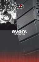 Event Line Array 2018