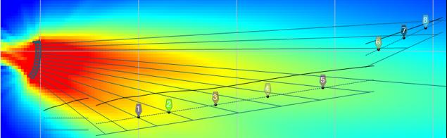 SPL Map at 630Hz