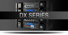 DX Series Amplifiers